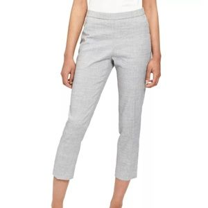 NWT Theory Basic Pull on Pants Linen 8